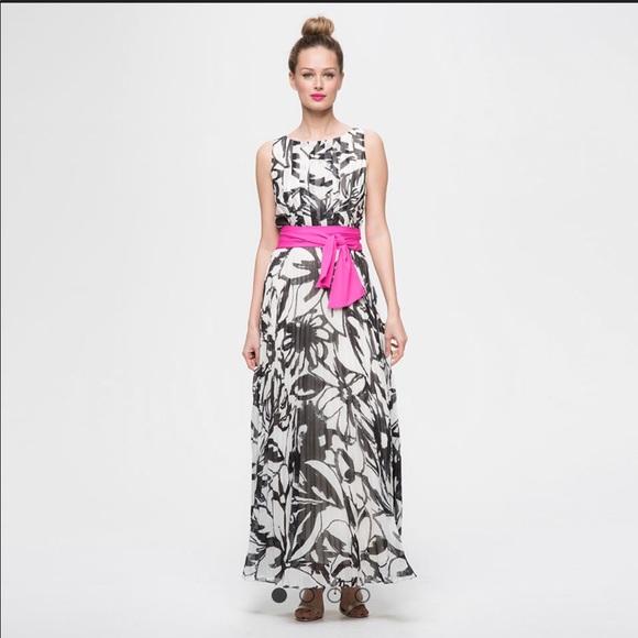 Eliza J Dresses   Long Floral Dress Nwt   Poshmark
